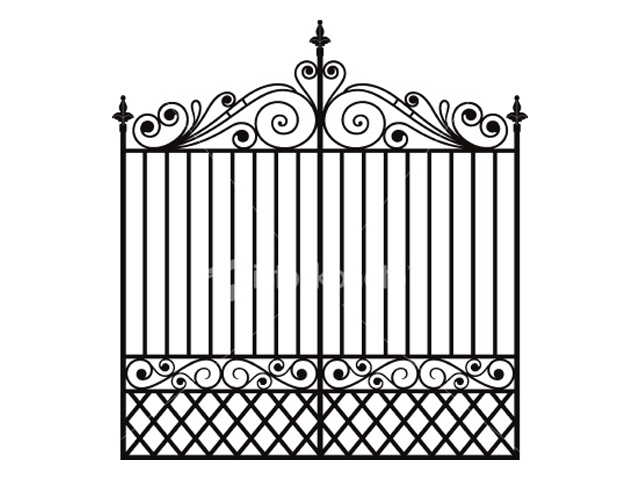 Iron gates catalog